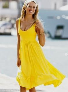 someday i will purchase a lil yellow sundress. uaqufdh