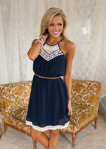 summer dresses for women lovable lady dress navy yjpfkjq