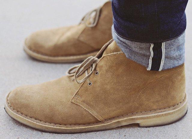the desert boot. ijmhree