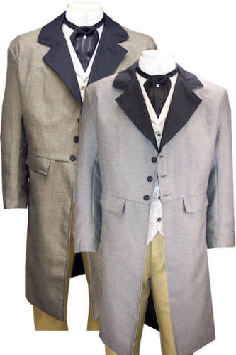 victorian mens suits u0026 coats old west frock coat dickens steampunk sass ovnpxpg