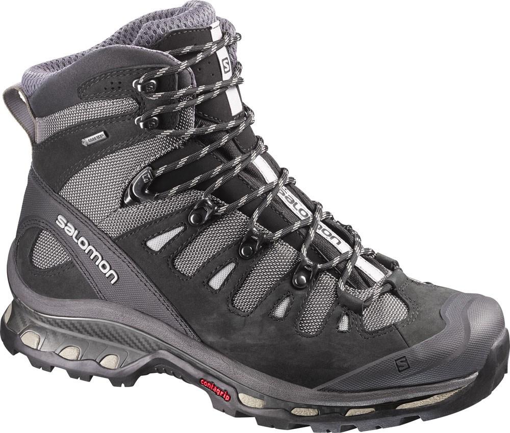 walking boots salomon quest 4d 2 gtx menu0027s walking boot | go outdoors qurupkm