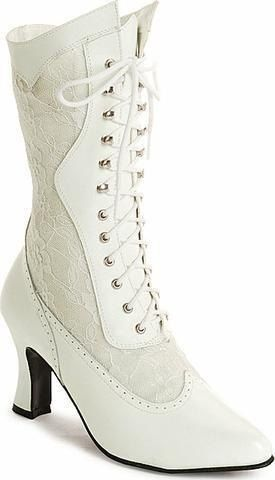 wedding boots dame-115 ivory lace boots ywwbtzd