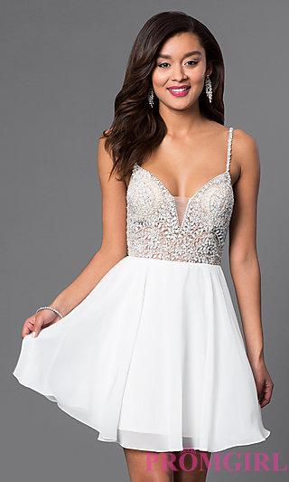 white graduation dresses loved! vybuasr