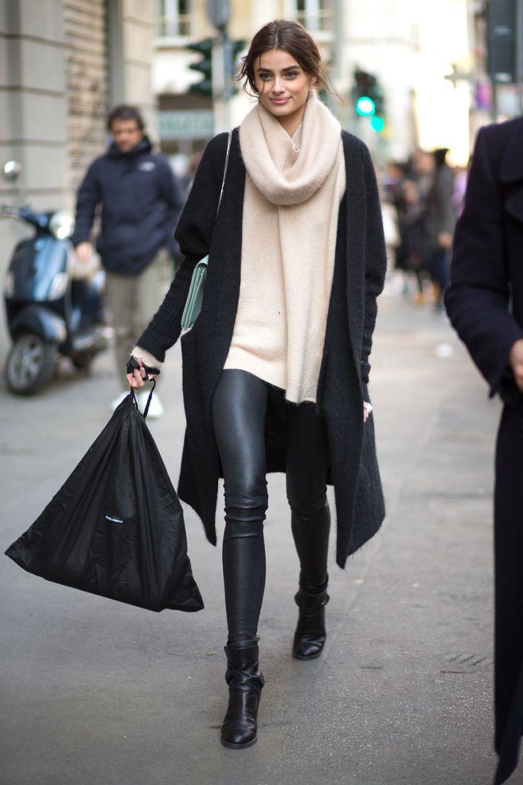 winter style viva italia: street style from milan rmyvcgq