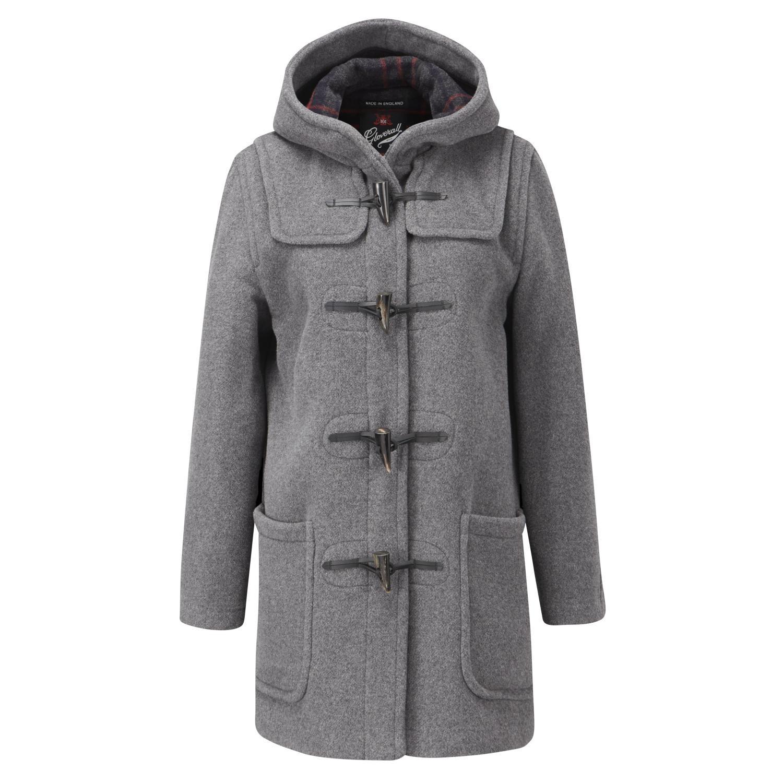 womens duffle coat womenu0027s mid length original duffle coat hgrtqzx