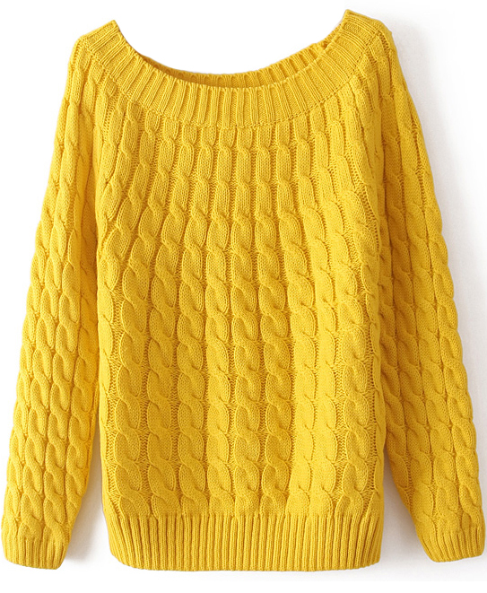 yellow sweater a closer look gmvvaml